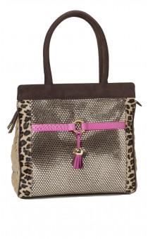 Nairobi Pink Shoulder Bag